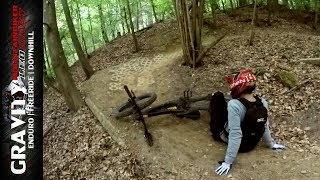 FLOWTRAIL STROMBERG | No Jokes | Mountainbike Kurventechnik für Anfänger | Leo Kast UMLK #93