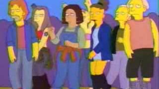 The Smashing Pumpkins in the Simpsons