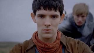 Merlin - Arthurun yanında büyü yaparsa