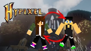 HYPIXEL | MCOLO PIRATE MA CHAINE !
