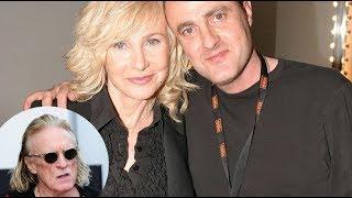 Romain, le fils handicapé de Michèle Torr avec Christophe, qu'il n'a jamais reconnu.