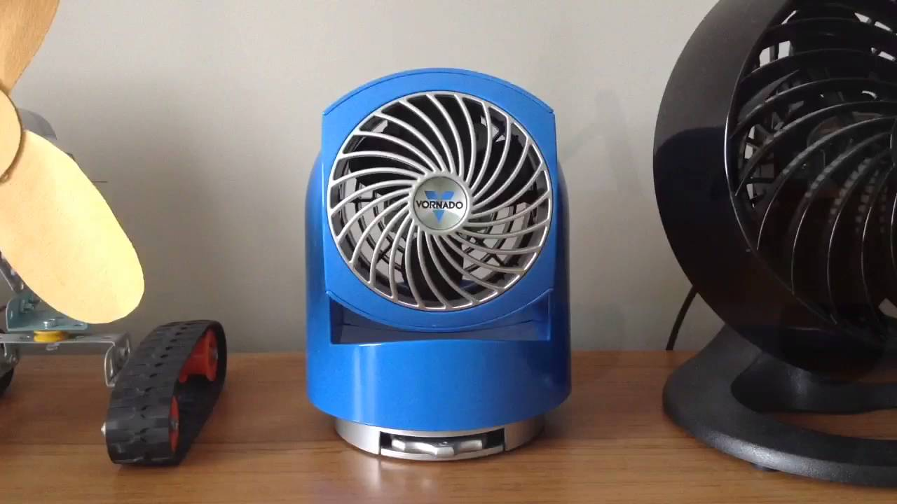 Vornado Flippi V6 Desk Fan Youtube