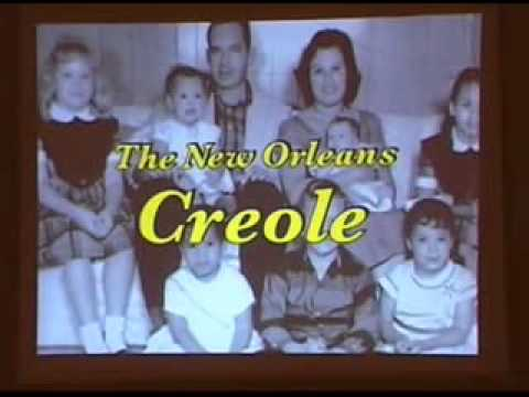 Creole Heritage Celebration 5: New Orleans Creole