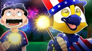 4th of July Death Run! - Gmod (Funny Moments)