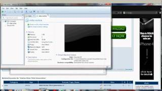Installing vista vortex (xp) in vmware