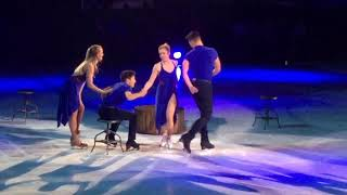 Shape of You | Nathan Chen & Ashely Wagner | Stars On Ice 2018 | Hershey, PA