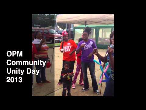 Community Unity Day2013 (Karaoke)