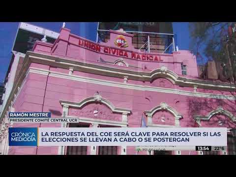 La UCR Córdoba pide protocolos para realizar sus elecciones internas