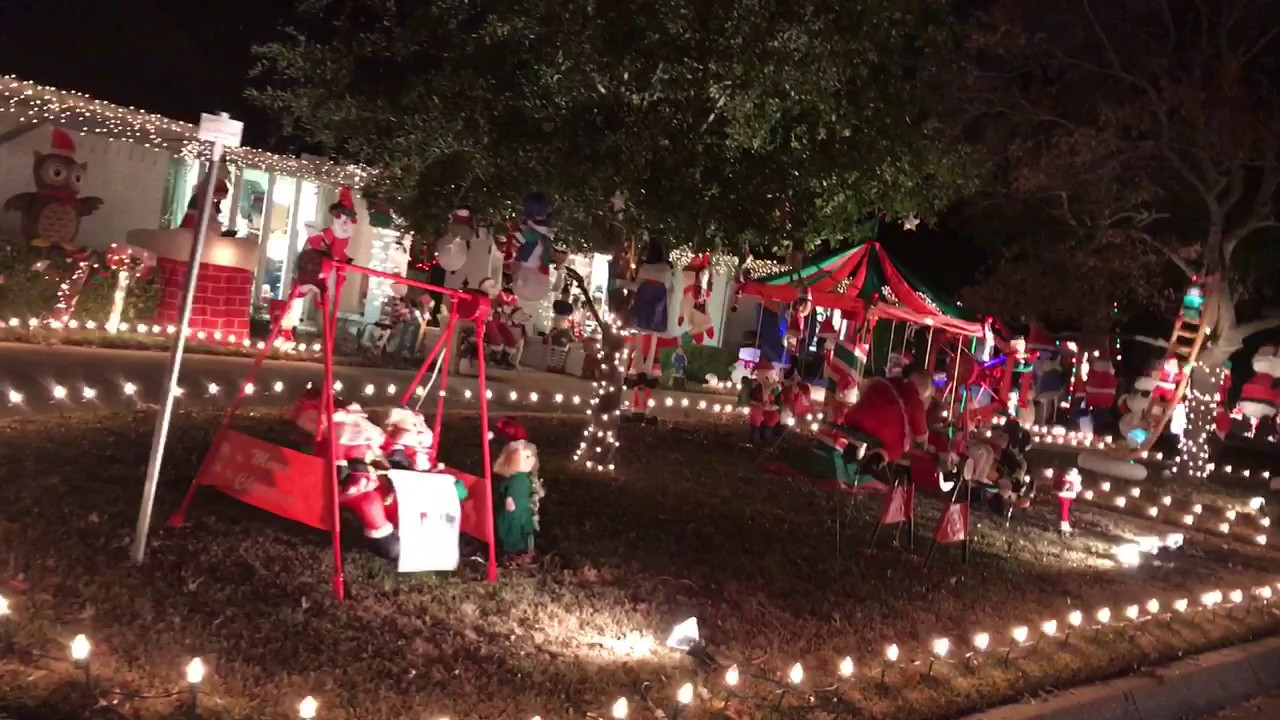 arlington texas interlochen christmas light 27122016