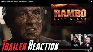 Rambo Last Blood - Angry Trailer Reaction!