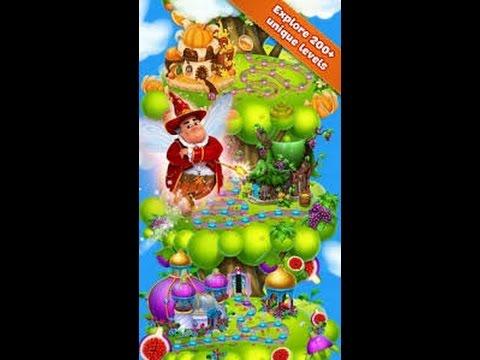Fruit Land – juicy match3 adventure - iOS Gameplay