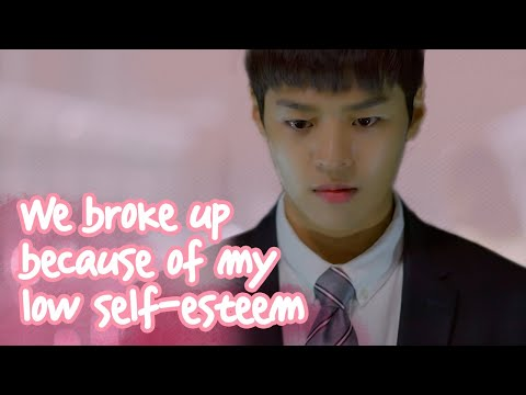 We Broke Up Because Of My Low Self-Esteem [Real Life Love Story] ENG SUB • dingo kdrama