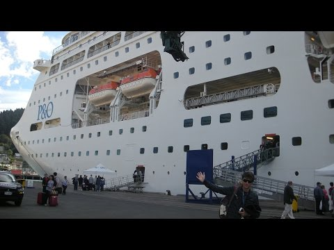 NZ Cruise - What It's REALLY Like!
