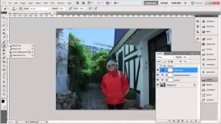 Обработка фотографии  Повышение контраста в Photoshop