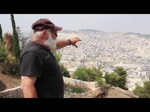Jeff Halper Points Out New Israeli Settlement Construction in East Jerusalem