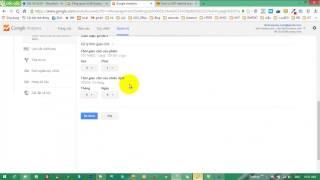 Hướng dẫn sử dụng google analytics A-Z có thuyết minh dễ hiểu