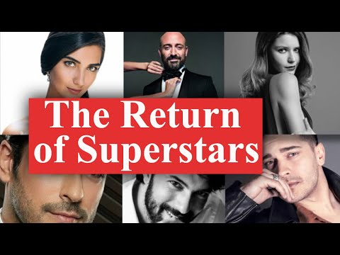 Turkish actors who will be back in the new season | Turkish