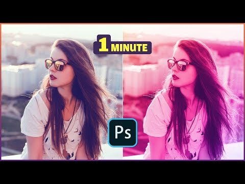 How To Extra Colorized Photo Within 1 Minute : Photoshop Tutorial thumbnail