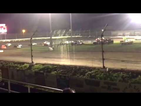 Fairbury American legion speedway street stock highlights Memorial Day round up