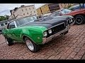 Supercharged 1969 Oldsmobile Cutlass - brutal V8 sound!!