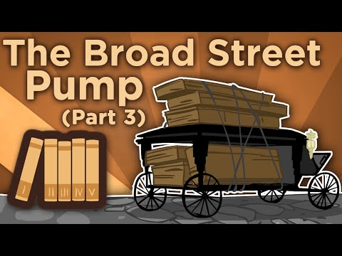 England: The Broad Street Pump - III: Map of the Blue Death - Extra History
