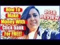 How to Make Money Online With Clickbank For Free 2018 | Make $100 A Day Online As A Beginner
