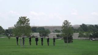 Arlington National Cemetery Burial for Buffalo Soldier Charles Williams