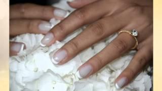 Så ordnar du snygga naglar till bröllopet - Nyhetsmorgon (TV4)