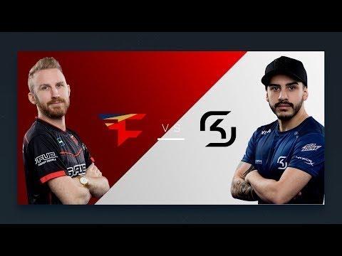 CS:GO - FaZe vs. SK [Train] Mapa 4 - Gran Final - ESL Pro League Season 6 Finals