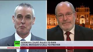 we are victims of our own tolerance in europe german court bans mosques call to prayer