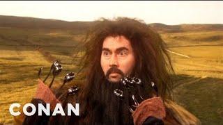 Conan's Holiday Movie Reviews - CONAN on TBS