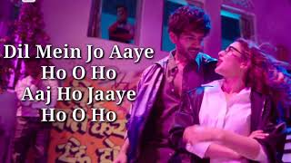 Gambar cover Haan Main Galat Lyrics   Arijit Singh   Kartik A, Sara Ali K   Pritam, Irshad Kamil  