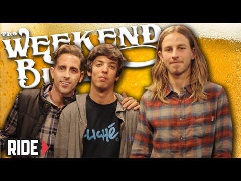 Guy Mariano, Riley Hawk & Daniel Espinoza part 1: Weekend Buzz ep. 43