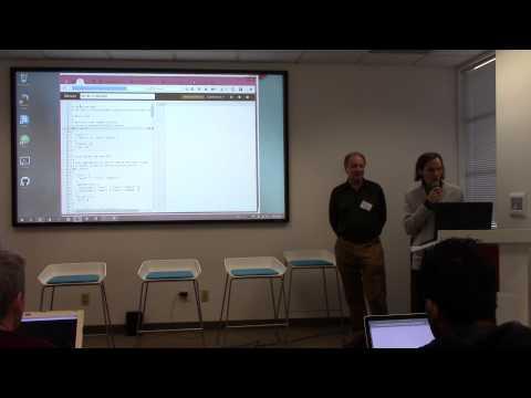 Accessing blockchain via Elasticsearch - class project.