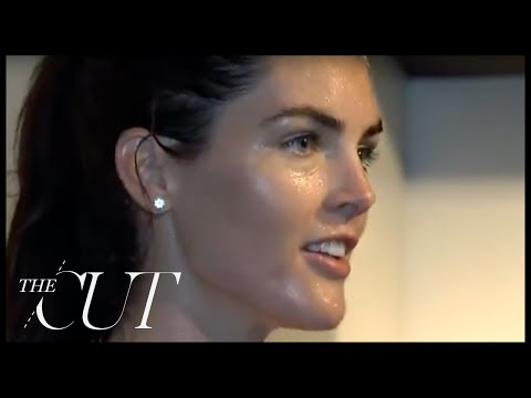 The Cut Works Out with Hilary Rhoda