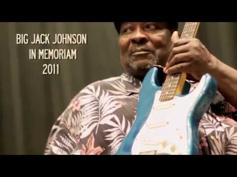 Big Jack Johnson  ~ ''The Things That I Used To Do''&''Fightin' Woman'' 1997
