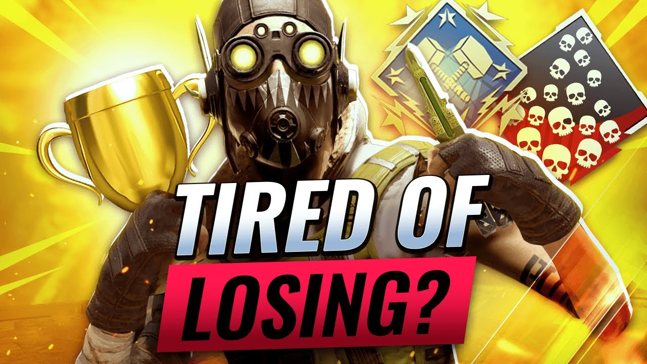 Download TIRED OF LOSING? WATCH THIS VIDEO! (Apex Legends Tips, Tricks, and Guide to Win in Apex)