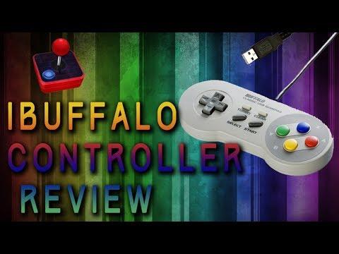 iBuffalo Controller Review! - Duur: 2:22.
