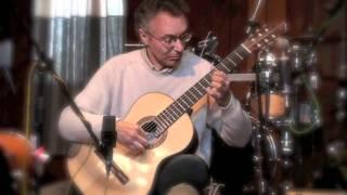 Guitarra Alfredo Gonzalez - Daniel Akiva play - Ibiza model