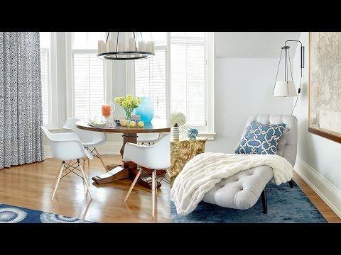 Interior Design —Bright & Colorful Family Home