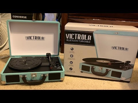 Victrola Empire 6 In 1 Bluetooth Vinyl Turntable Review