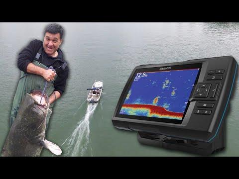 Upotreba Sonara - Nautički FishFinder Garmin Striker + 7sv