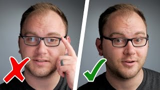 How To Light People With Glasses And Avoid Glare
