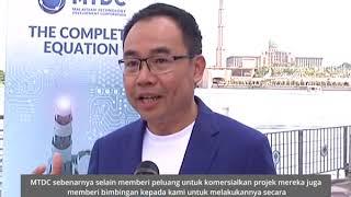 MTDC Konsisten Bantu Usahawan Dari Sektor PKS