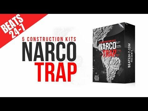 Narco Trap - Beat Construction Kit 2017