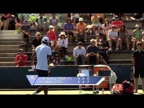 2011 US Open: Qualifying Round, Day 2