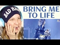 THE MASK SINGER - BRING ME TO LIFE | REACTION