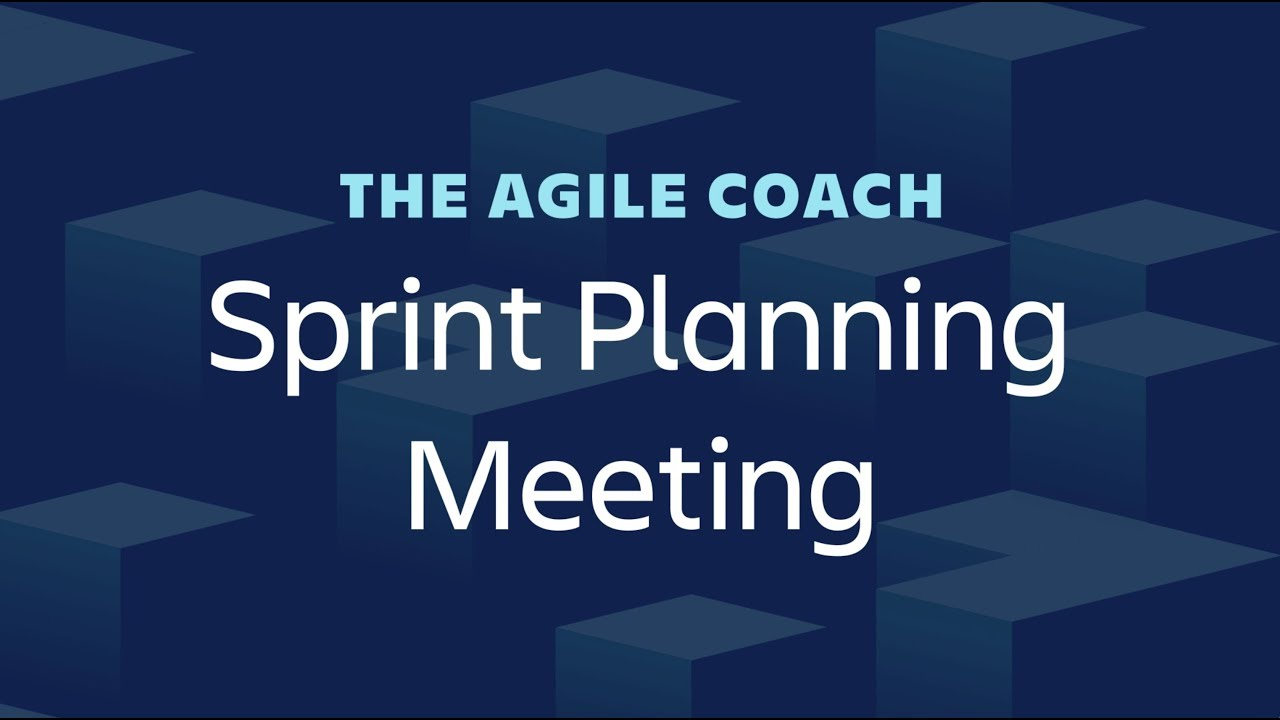 Sprint Planning Meetings - Agile Coach (2019). This video covers how to run a successful sprint planning meeting. Learn the in's and out's of sprint goals, prioritization, and velocity with the Atlassian .... Youtube video for project managers.