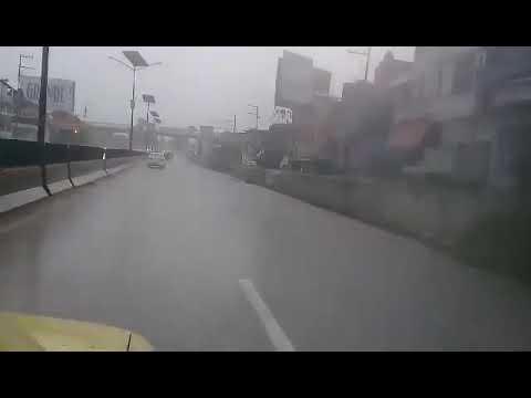 Gran Lluvia En El Estado De Guerrero En Chilpancingo