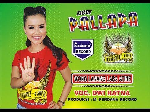 New Pallapa  - Wong Lanang Lara Atine - Dwi Ratna [Official]